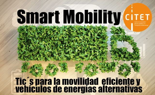 Evento Smart Mobility de CITET